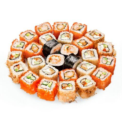 Наборы суши и роллов